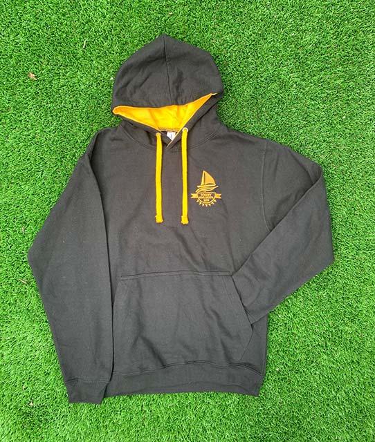 Fowey Regatta 2019 adult hoodie full