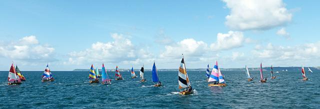 Fowey regatta sailing events