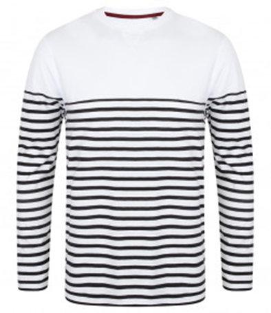Striped Breton shirt
